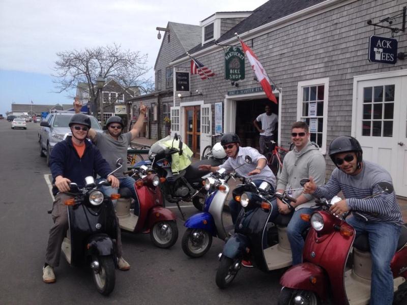 Nantucket Moped Rentals