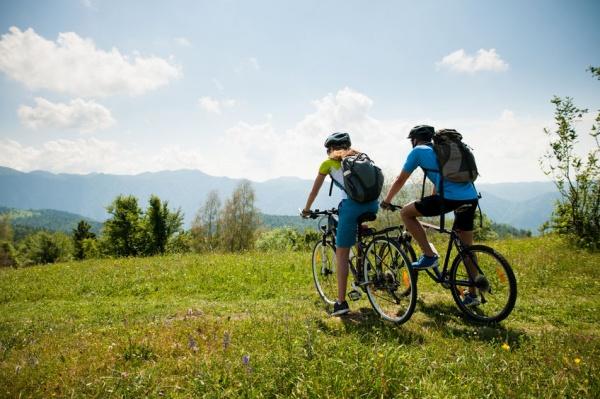 Self-Guided Bike Tours